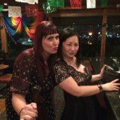 Rachel Perez & Rachel Hernandez.