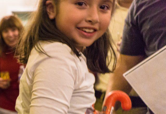 Zoey Perez, 24 December 2017