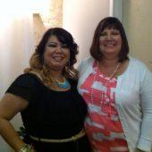 Tina Cobian & Adelita Castellanos