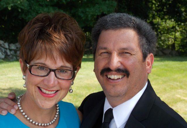 Kathryn & Danny Perez
